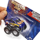 Hot Wheels Monster Jam Speed Demons Collectible - King Crunch - NEW !