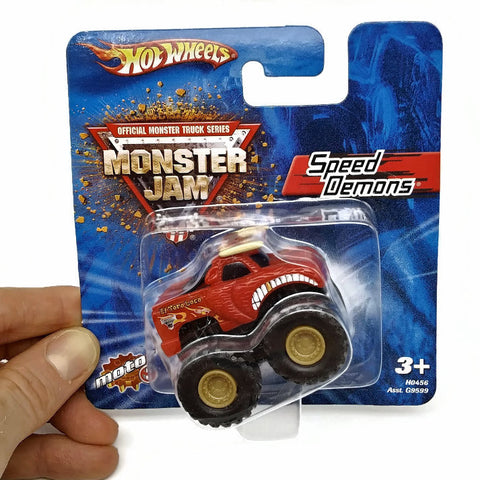 Hot Wheels Monster Jam Speed Demons Collectible - El Toro Loco (The Crazy Bull )