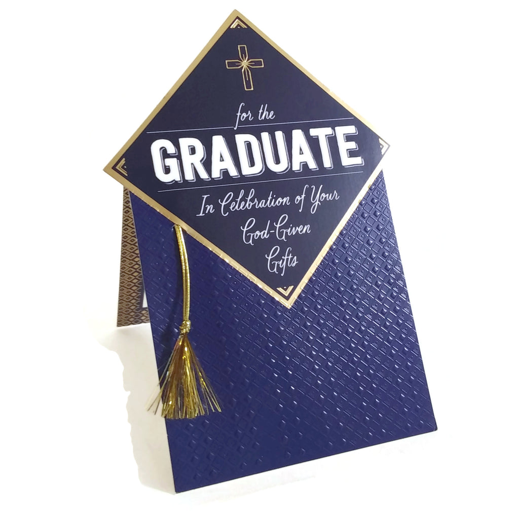Graduation Greeting Card with envelop