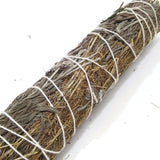Desert Sage and Lavender Smudge Stick Spiritual Purification Aromatic Bundle
