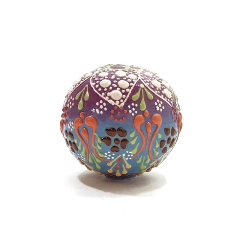 Beautiful Decorative Pastels Ceramic Ball Home Décor 3""