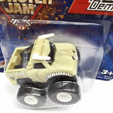 Hot Wheels Monster Jam  Speed Demons Collectible Truck - White - NEW!!!