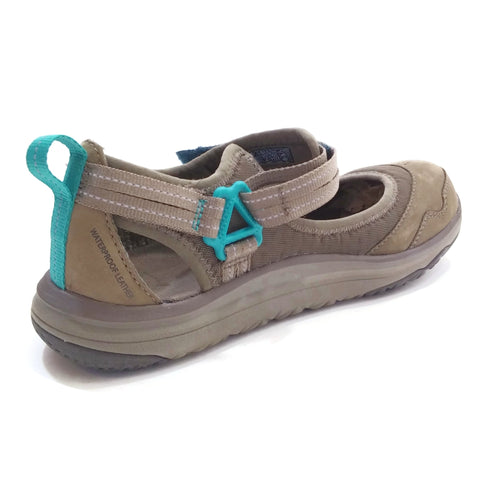 Teva Women's Terra-Float Comfort Waterproof Shoes Sneakers Chocolate Chip