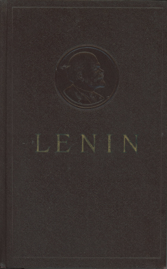 Lenin Collected Works by V.I. Lenin Volume 35 Hardcover 1980 Printing