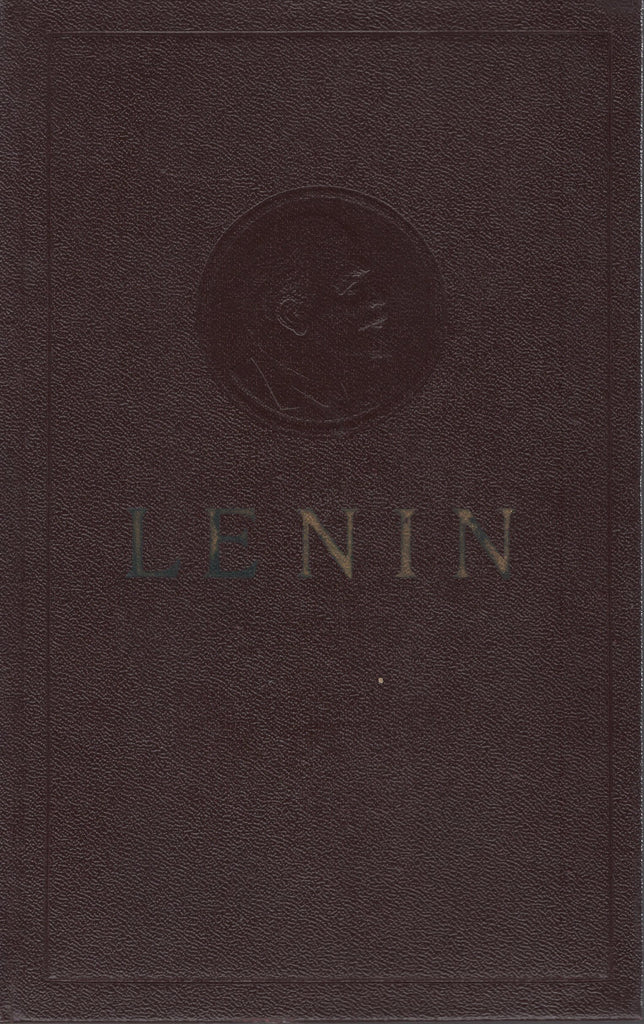 Lenin Collected Works by V.I. Lenin, Volume 6 Hardcover 1977 Printing