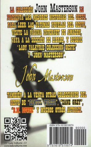 Cobardes y Carrera Coleccion Oeste Volume 3 Spanish Edition by John Masterson