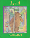 Lost! by David McPhail Picture Book Children