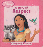 Disney Princess A Story of Respect by Lisa Harkrader