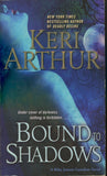 Bound to Shadows by Keri Arthur A Riley Jenson Guardian Novel