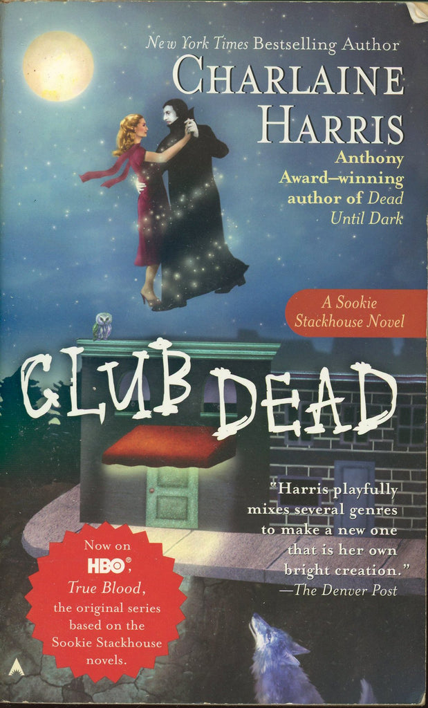 Club Dead by Charlaine Harris New York Times Bestseller author