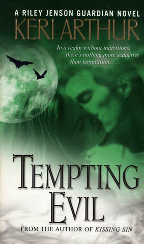Tempting Evil by Keri Arthur A Riley Jenson Guardian Novel