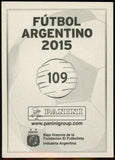 Team Uniform Club Atletico Colon Argentine #109 Soccer Sport Card Panini