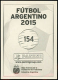 Team Uniform Club Estudiantes de La Plata Argentine #154 Soccer Sport Card Panin
