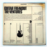 "The Ventures ‎– Guitar Freakout 12"" LP Vinyl Record"