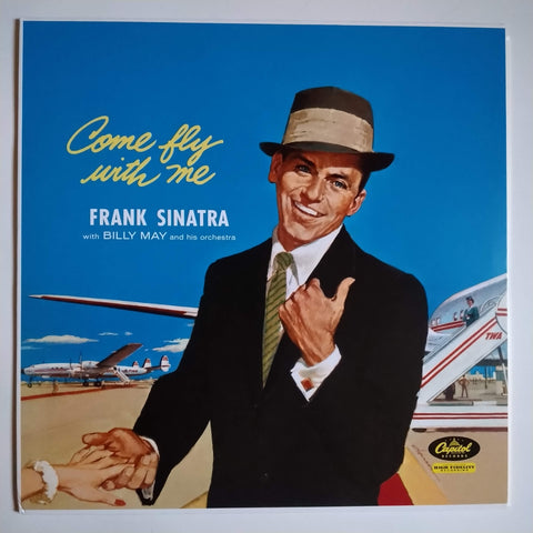 Frank Sinatra, Billy May And His Orchestra ‎– Come Fly With Me 602537761494 12""