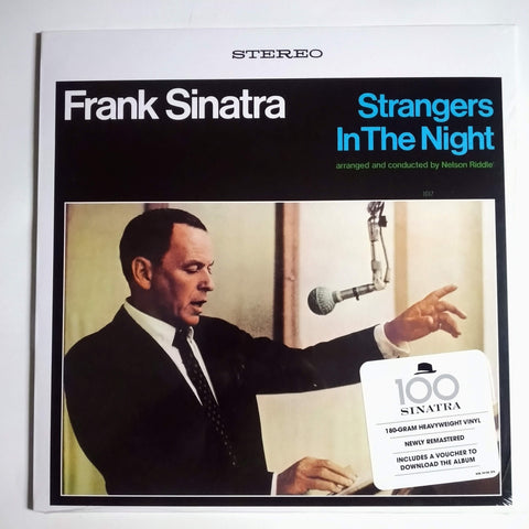 "Frank Sinatra – Strangers In The Night 602537861309 SEALED 12"" LP Vinyl Record"