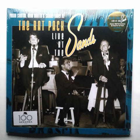 Frank Sinatra, Dean Martin & Sammy Davis Jr. – The Rat Pack Live At The Sands 1