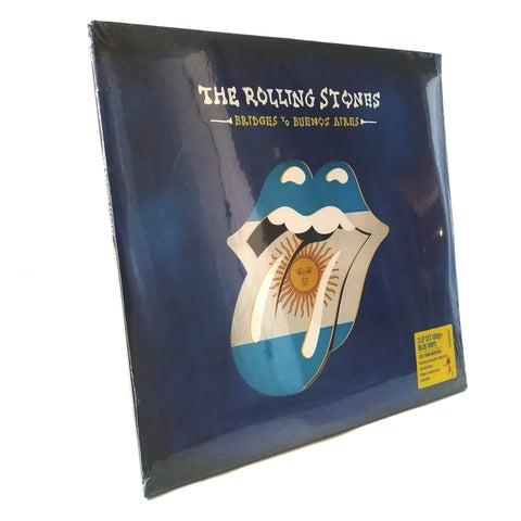 The Rolling Stones – Bridges To Buenos Aires 5034504170827 Vinyl LP 12'' Record