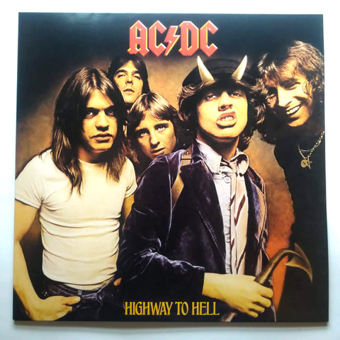 AC/DC – Highway To Hell 696998020610 Vinyl LP 12'' Record