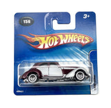 Hot Wheels 1936 Gord, #156, Silver, NEW