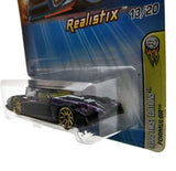 Hot Wheels 2005 First Editions, Realistix, #013, Purple, NEW