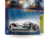 Hot Wheels 2004 First Editions, Realistix, Airy 8 4/20 #004