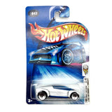 Hot Wheels 2003 First Editions 35/42 Autonomy Concept #047, Silver, NEW
