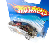 Hot Wheels OFF TRACK, #159, Black, NEW