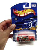 Hot Wheels 2001 First Editions 36/36 Fandango #048, Orange, NEW