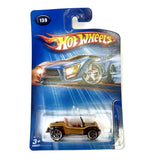 Hot Wheels Meyers Manx, #139, Gold, NEW