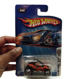 Hot Wheels 2004 First Editions 98/100 Power Sander #098, Red, NEW