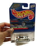 Hot Wheels Cars Virtual Collection  Track T Mattel Wheels, White, NEW