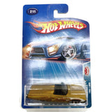 Hot Wheels Cars Pride Rides 1963 T-Bird, #211, Gold, NEW