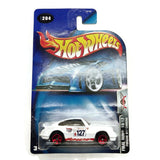 Hot Wheels Final Run 10/12 Porshe 911 Carrera #204, White, NEW