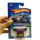 Hot Wheels 2004 First Editions 78/100 Fatbax Toyota Supra #078, Purple, NEW