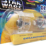 Micro Machines Star Wars X-Ray Fleet Collection 1-Galoob 1995 NEW IN PACKAGE