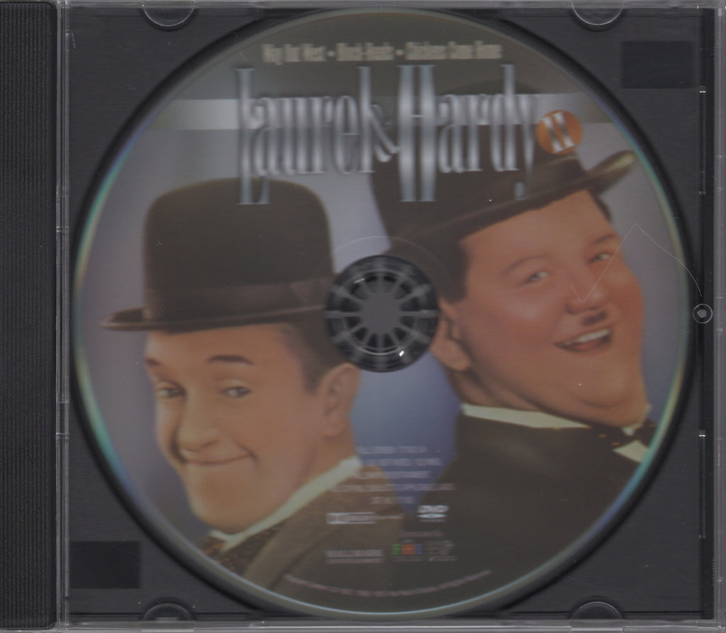 Laurel & Hardy II (Way Out West / Block-Heads / Chickens Come Home) DVD
