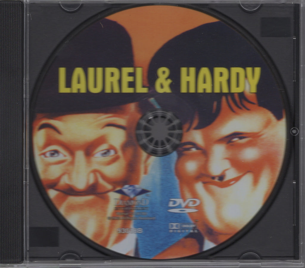Laurel & Hardy Collector's Edition Disc 2 DVD