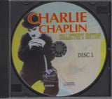 Charlie Chaplin (Collector's Edition) Disc 1 DVD