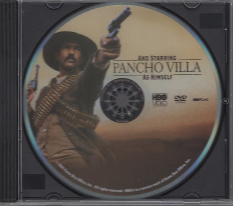 And Starring Pancho Villa As Himself DVD
