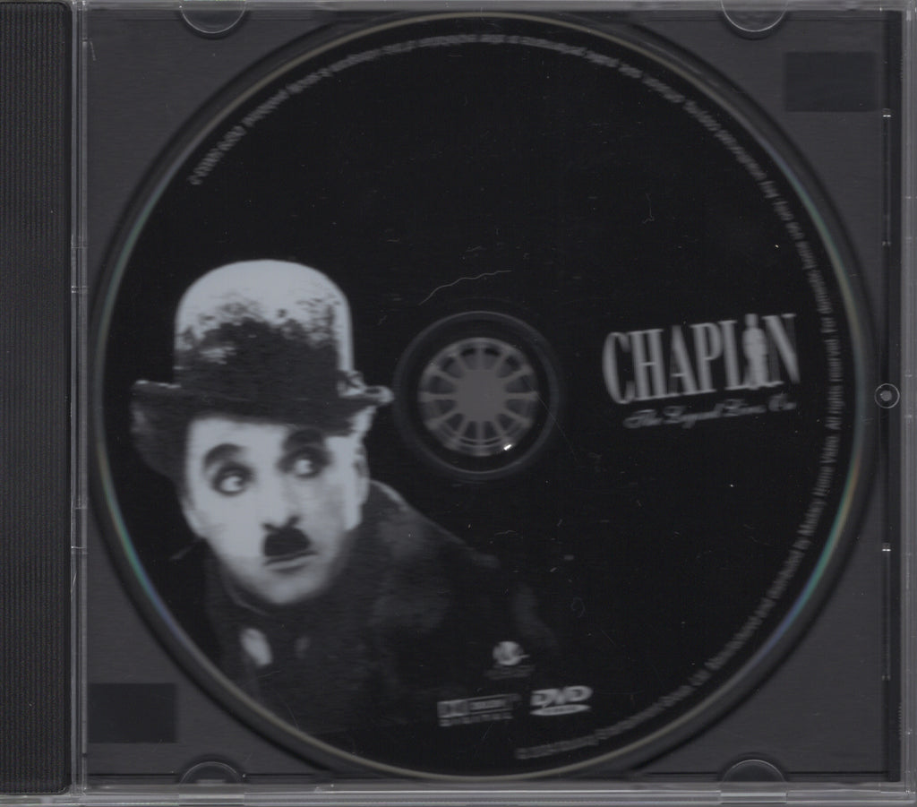 Charlie Chaplin: The Legend Lives On Disc 2 (Collector's Edition) DVD