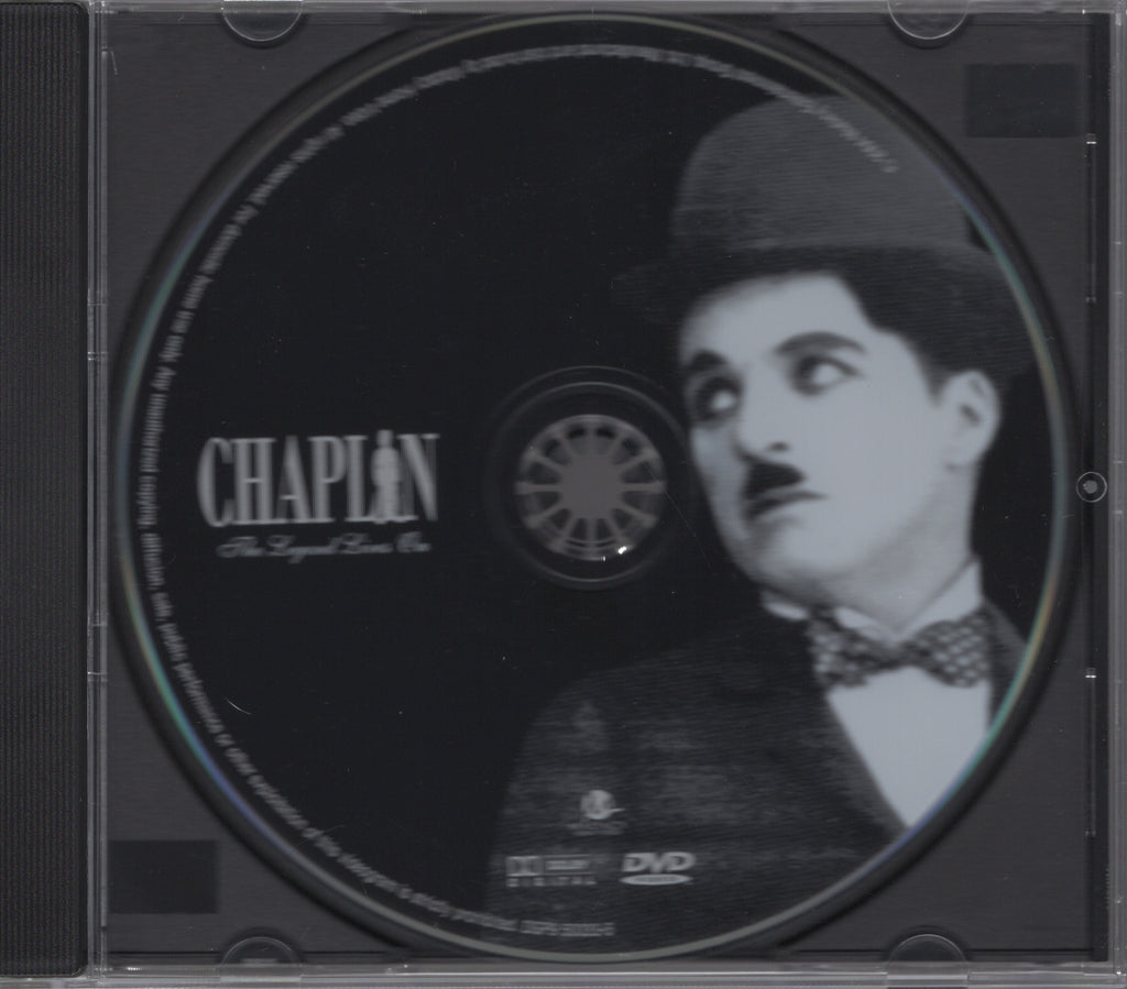 Charlie Chaplin: The Legend Lives On Disc 5 (Collector's Edition) DVD