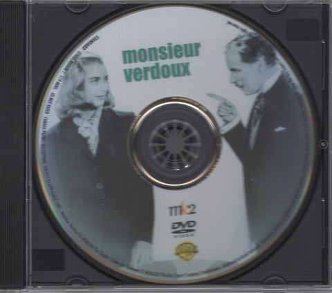 Monsieur Verdoux: The Chaplin Collection by Charles Chaplin DVD