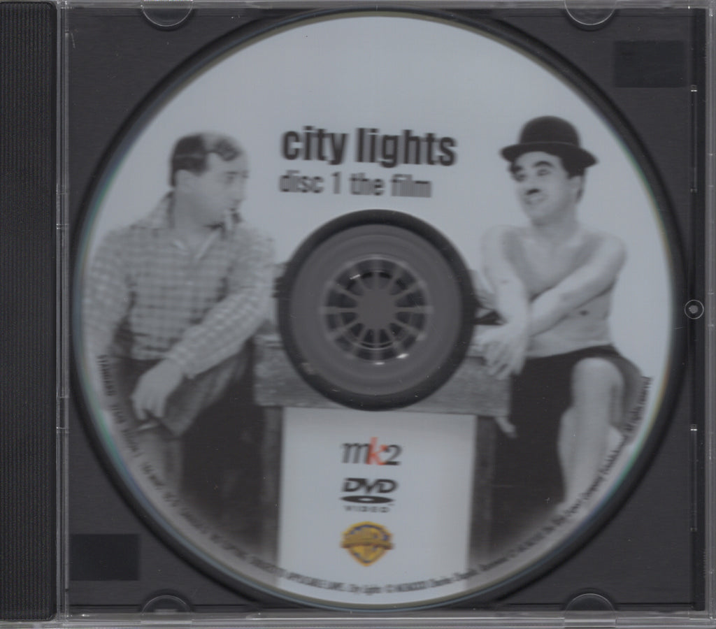 City Lights: The Chaplin Collection by Charles Chaplin Disc 1 DVD