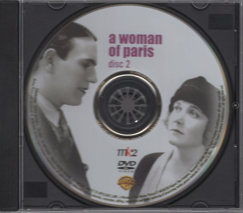 A Woman of Paris: The Chaplin Collection by Charles Chaplin Disc 2 DVD