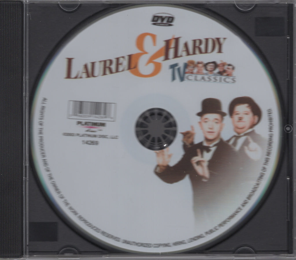 Laurel and Hardy Volume 1 - 8 Episodes DVD