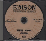 Edison - The Invention of the Movies: 1907-1913 DVD 3