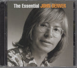 The Essential by John Denver 2 Disc Set CD