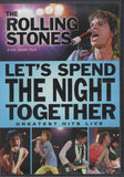 The Rolling Stones: Let's Spend the Night Together DVD