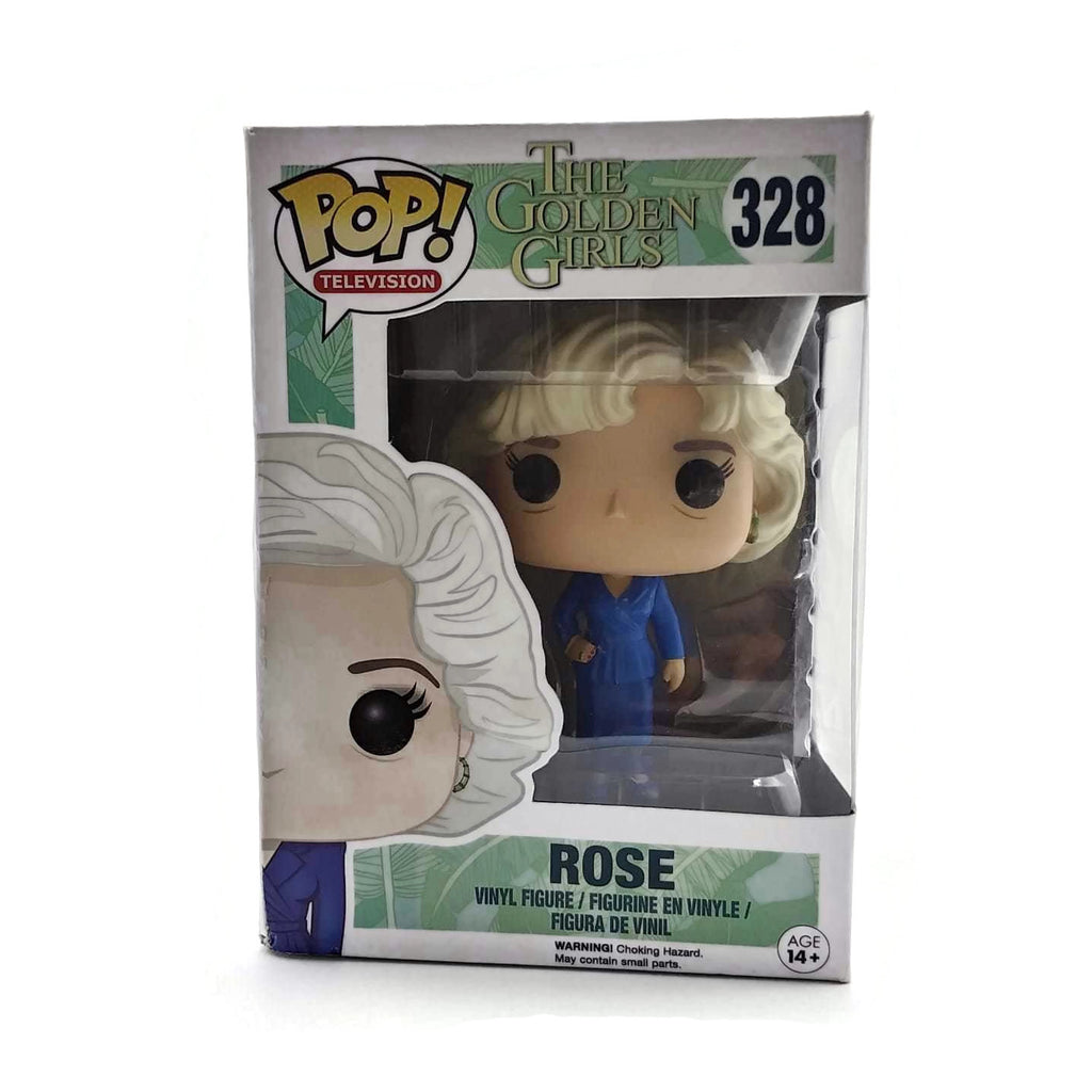 Funko POP TV: Golden Girls Rose Action Figure #328 Collectible NEW